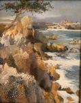 Carmel Landscape   10″ x 8″   Stratton