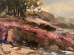 Monterey Coast   8″ x 10″   Stratton