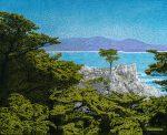 Lone Cypress | 16″ x 20″ | Ramona Lowe