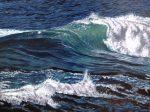 Folding Wave | 24″ x 30″ | Jim Miller