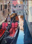 Gondolas | 40″ x 30″ | Jim Miller