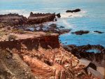 South to Cambria | 24″ x 30″ | Jim Miller