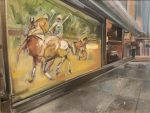 The Polo Bar   12″ x 16″   Stratton