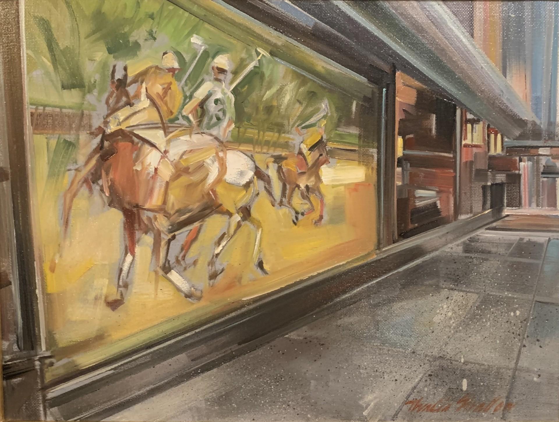 The Polo Bar | 12″ x 16″ | Stratton