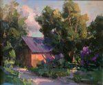 Evening Light | 15″ x 18″ | Ovanes Berberian