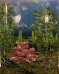 High Valley Bloom   24″ x 19″   Ann Cavanaugh