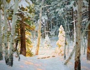 "LIGHT WITHIN | 24"" x 30"" | Aleksander Titovets"