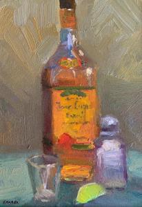 "Jose Tequila | 12"" x 9"" | Ernie Baber"