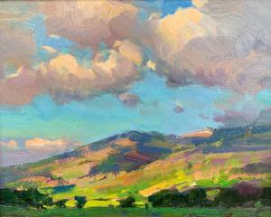 Ovanes Berberian | Light & Shadow | 8x10 | Oil