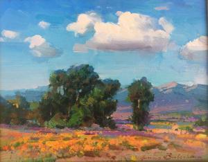 "Summer Midday | 8"" x 10"" | Ovanes Berberian"