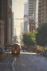 California Street Ride | 60″ x 40″ | Richard Boyer