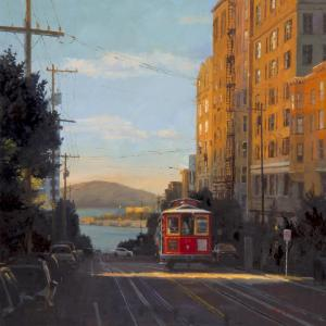 """Red Cable Car 
