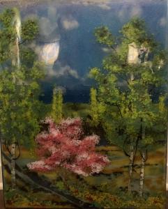 High Valley Bloom | 24″ x 19″ | Ann Cavanaugh
