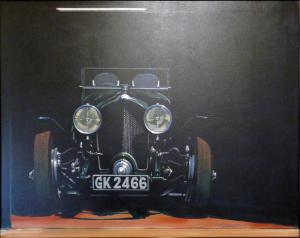 """Bentley 6.25 Liter Supercharged 