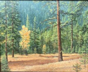 "Road to Yosemite | 16"" x 20"" | Barbara Conley"