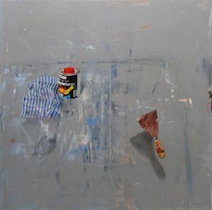 The Artist's Pallette | 39″ x 39″ | Dura