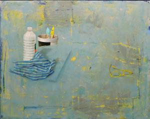 "The Cleanup | 29"" x 36"" 