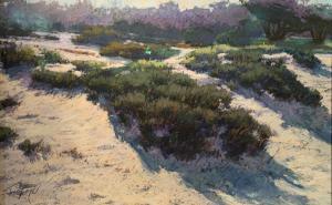 "Carmel Dunes | 10"" x 16"" | Terri Ford"