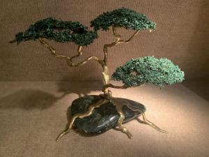 Garcia | Cypress #9 | Bronze Jade
