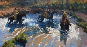 "Follow Me | 36"" x 64"" 