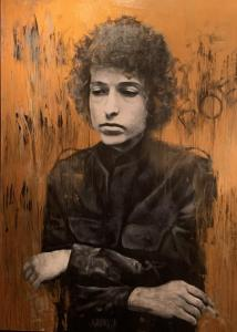 The Poet One | 78″ x 60″ | Jay Johansen