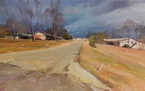 "Country Road | 15"" x 24"" 