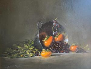 """Persimmons and Copper 