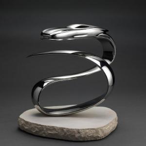 "Simply Elegant | 18""x16""x11"" | Richard Pietruska"