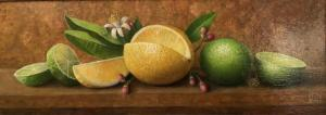 "Lemons & Limes | 6"" x 16"" | Jared Sines"