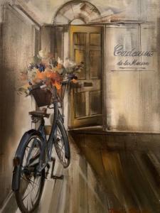 Thalia Stratton |Cadeaux de la Maison | 16x12 | Oil