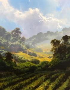 "The Magic Awakens | 20"" x 16"" | Dale Terbush"